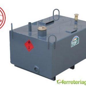 DEPÓSITO TOFH 0,2P PARA GASOIL 195L TRANSPORTABLE