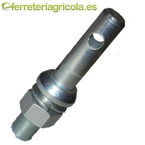 EJE ENGANCHE SENCILLO 22/20mm 18X1.5 TIPO 3 ATORNILLAR