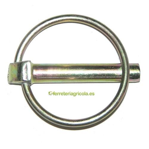 PASADOR ANILLA CLIP 6mm
