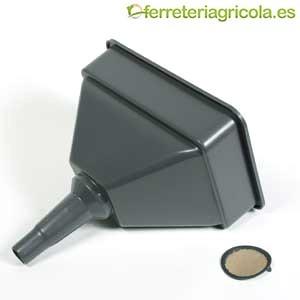 EMBUDO DE PLASTICO 300X200MM