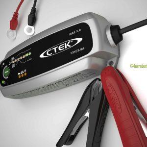 CARGADOR CTEK MXS 3.8 12V 0.8/3.8A