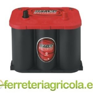 BATERIA OPTIMA ROJA +/- RT S 4.2L