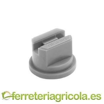 BOQUILLA RAJILLA PLASTICO 110º