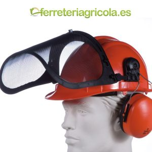 CASCO FORESTAL ANTI-IMPACTOS-RUIDO