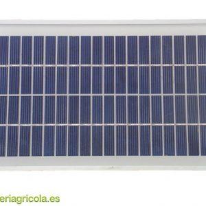 PANEL SOLAR LLAMPEC 12V 5W