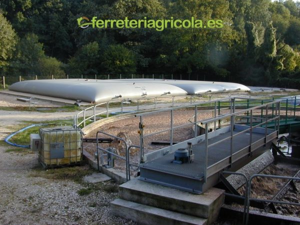 CISTERNA FLEXIBLE PURINES 10m3 LABARONNE