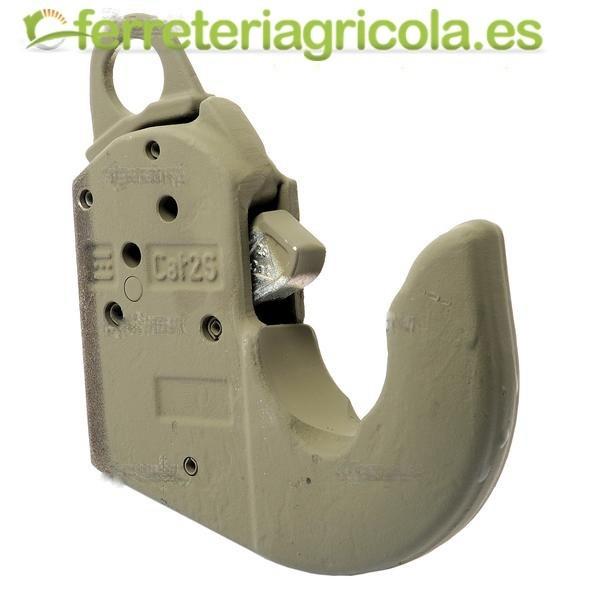 ENGANCHE RÁPIDO PARA SOLDAR A BRAZO INFERIOR CATEGORÍA 2