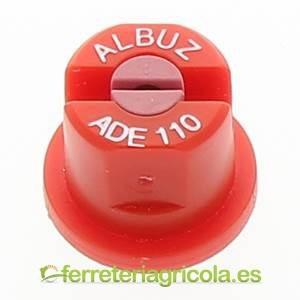 BOQUILLA CERÁMICA ADE ALBUZ 110º ANTIDERIVA