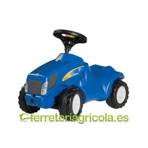 CORREPASILLOS NEW HOLLAND +1 AÑO