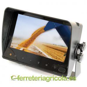 """MONITOR LCD 7"""" VISIÓN TRASERA"""