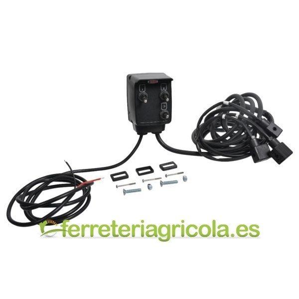 MANDO ELECTRICO ARAG REGULADOR 2+1 VIAS