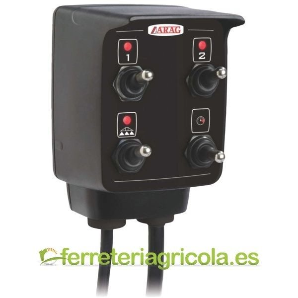 MANDO ELECTRICO ARAG 463 REGULADOR 2 VIAS
