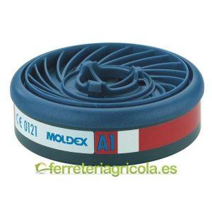 FILTRO ANTIGAS EASYLOCK A1 9100 MOLDEX