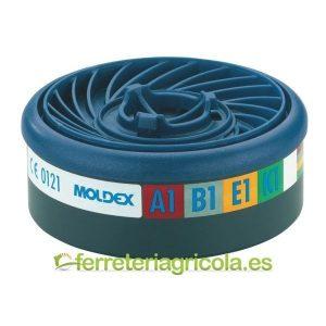 FILTRO ANTIGAS EASYLOCK A1B1E1K1 9400 MOLDEX